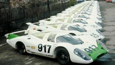 Porsche възстановява легендарната 917-а