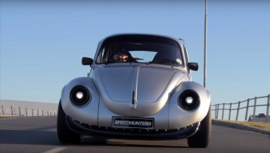VW Beatle с автомобилно сърце на Subaru
