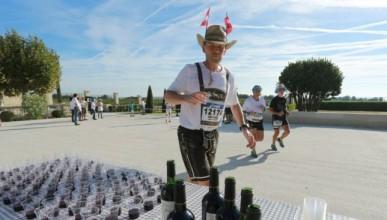 Винен маратон събира пиячи и бегачи