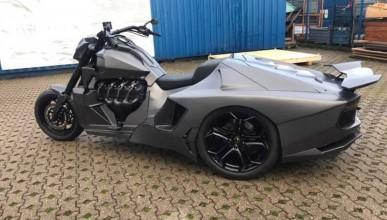 Между мотор и Lamborghini
