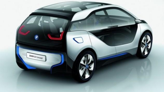 BMW i2 на цена от около 30 хил. евро