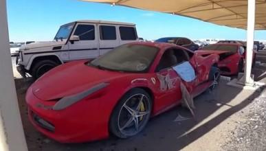 Автоморга в Дубай (видео)