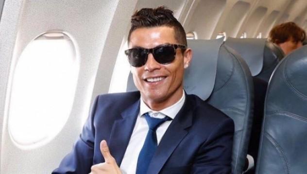 Роналдо купил най-скъпата кола в света