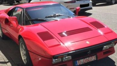 Откраднаха Ferrari за 2 млн. евро