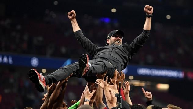 Клоп изведе Ливърпул до шестата титла от ШЛ