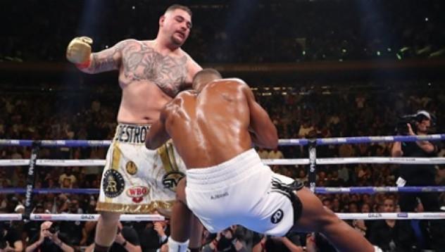 Анди Руис: Джошуа изобщо не е добър боксьор