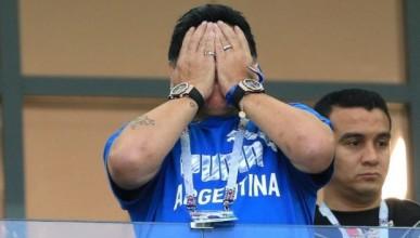 Нов скандал с Марадона
