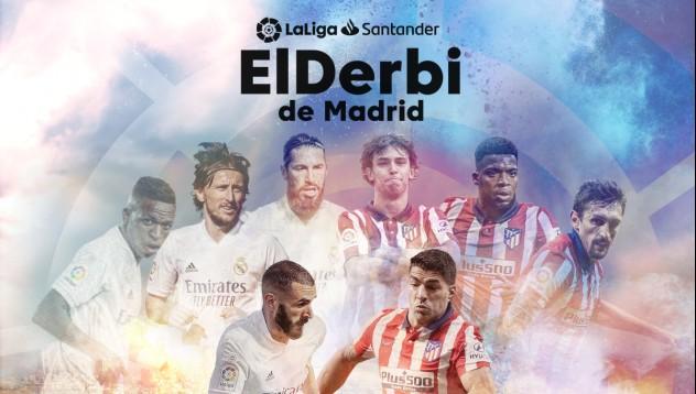 Реал и Атлетико пряко по MAX Sport 4 в събота вечер