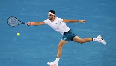 Григор Димитров с нова убедителна победа на Australian Open