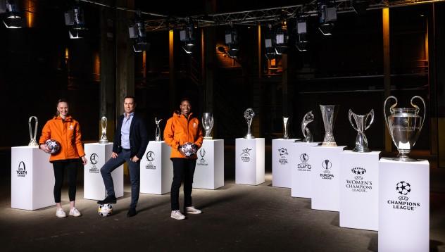 Takeaway.com вече официално е спонсор на Шампионската лига