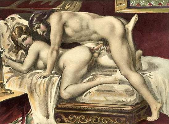 искусство секса в фотографиях