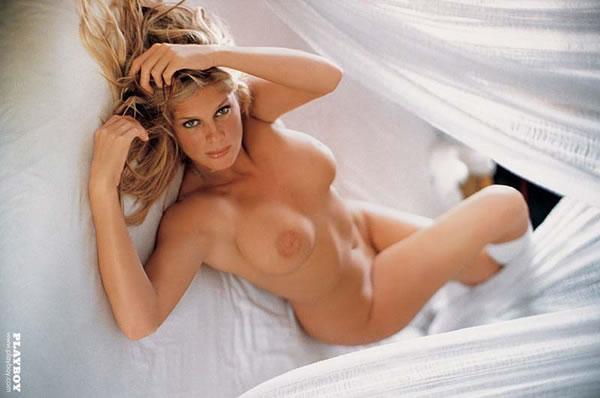 Rachel hunter nude playboy