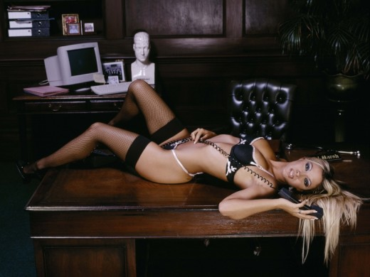 секретарка и шеф секс