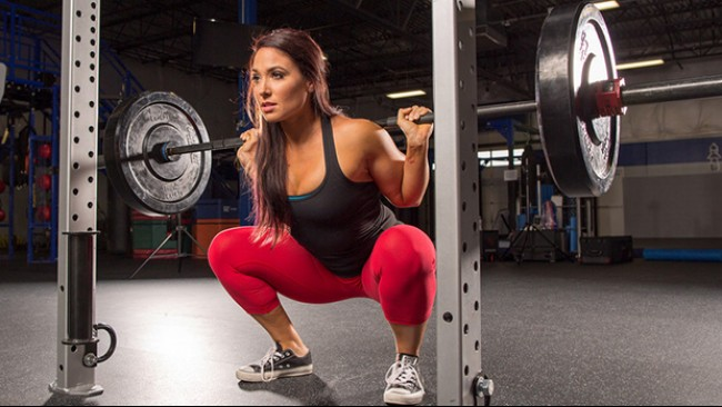 Фитнесът за истинските спортисти