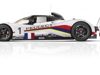 Peugeot през годините