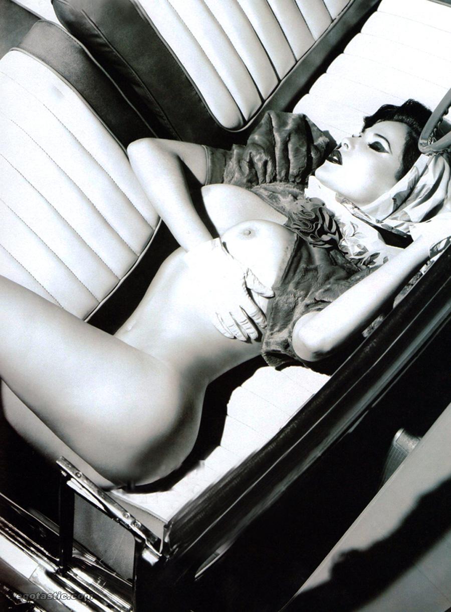 Арлет Теран в мексиканския Playboy