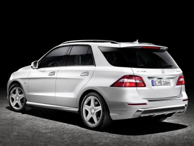 Новият Mercedes ML