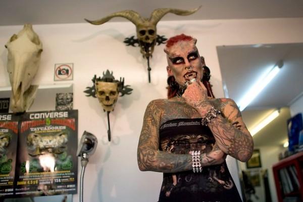 Tattoo фестът в Колумбия