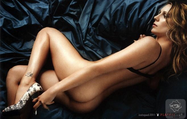 Милена Радецка в Playboy