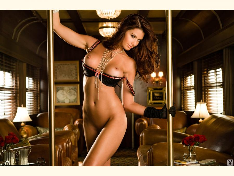 Джейми Едмъндсън за Playboy