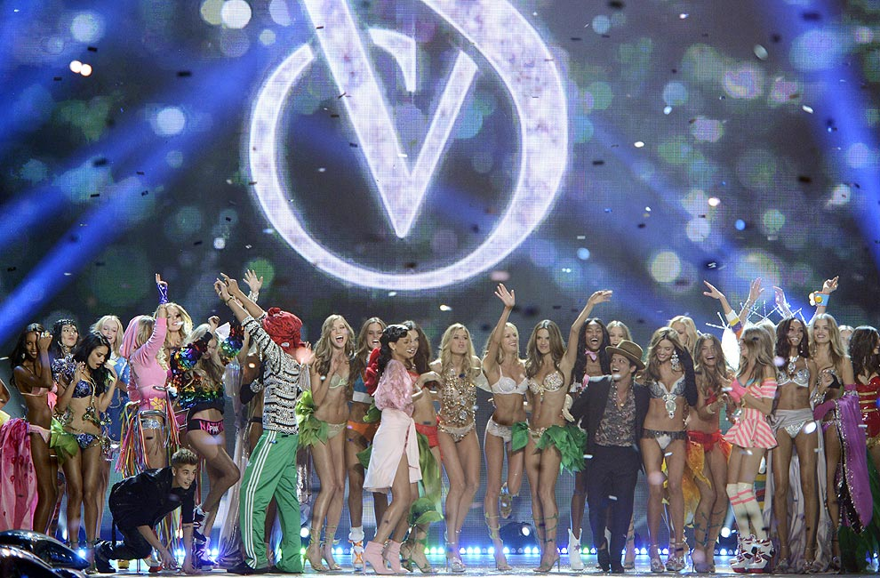 Victoria`s Secret 2013