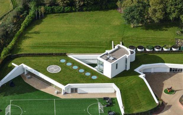 Новото жилище на Балотели