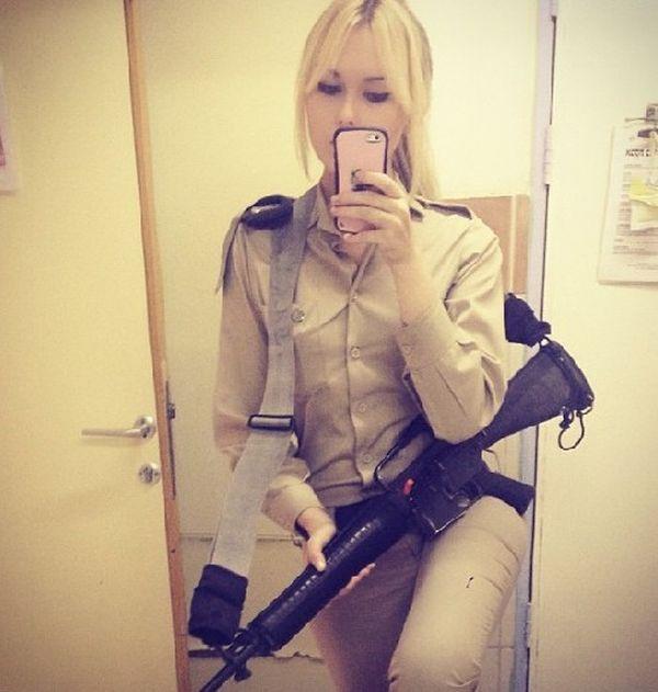 Израелската армия е много красива!