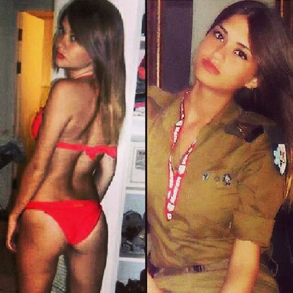 Красивата израелска армия! Част - 2