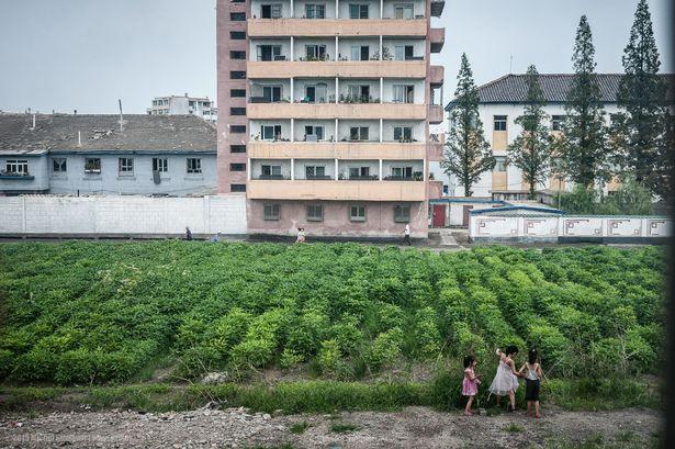 Как изглежда Северна Корея днес