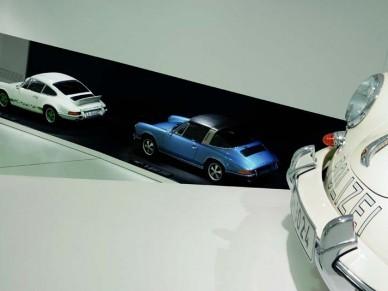 Нов музей на Porsche в Щутгарт