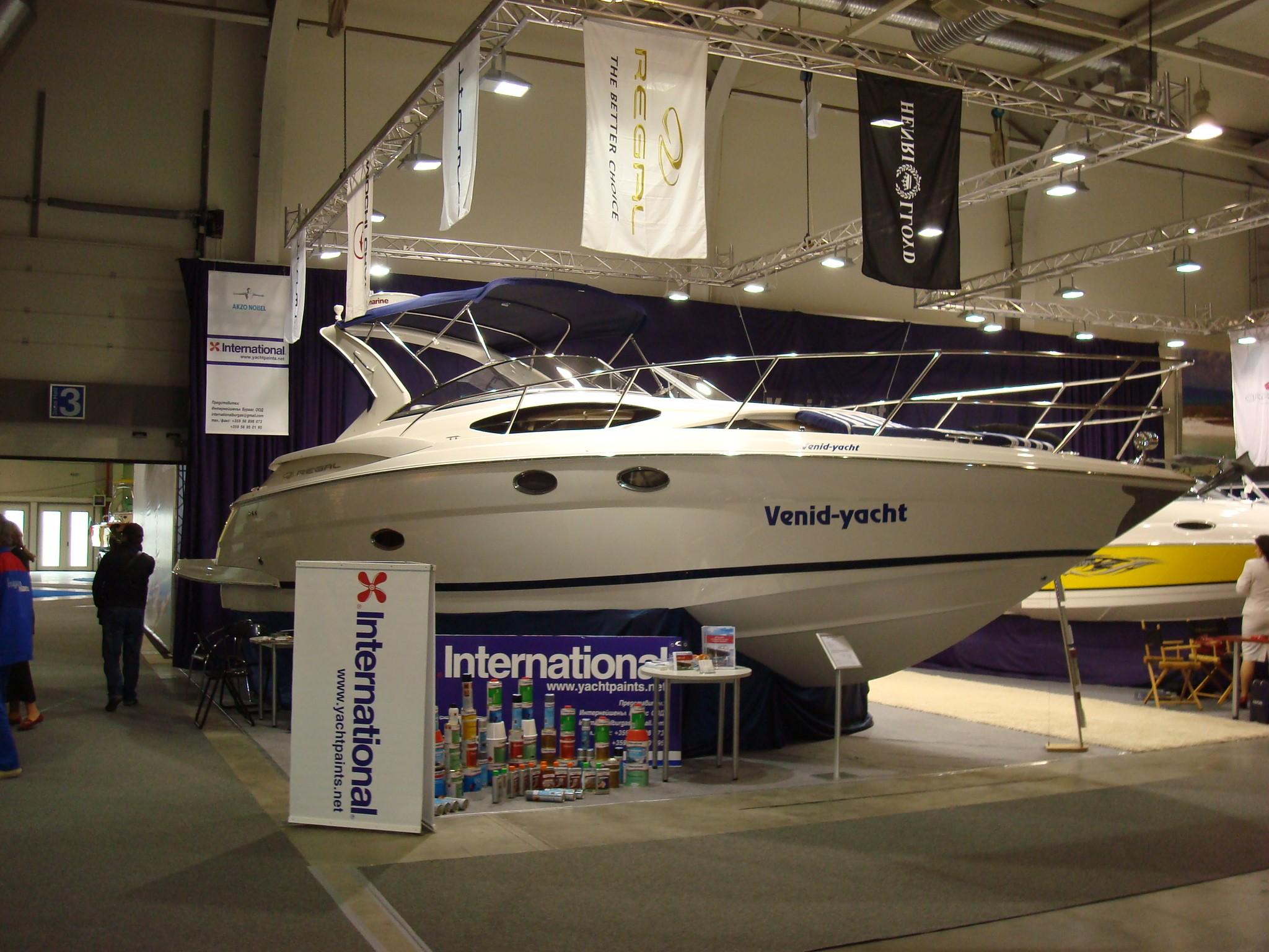 Sofia Yacht Show 2008