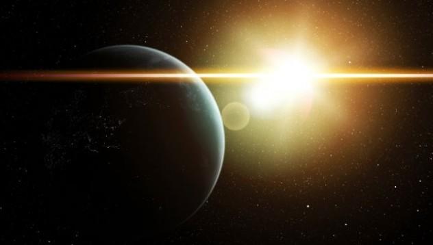 Земята се отдалечава от Слънцето
