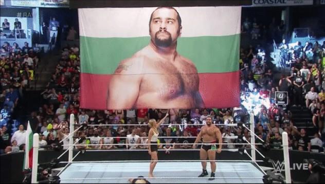 Българин покори сърцата на WWE