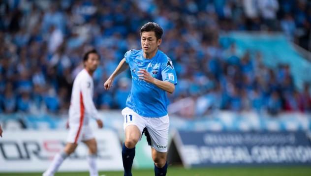 52-годишен футболист подписа нов договор с японски отбор